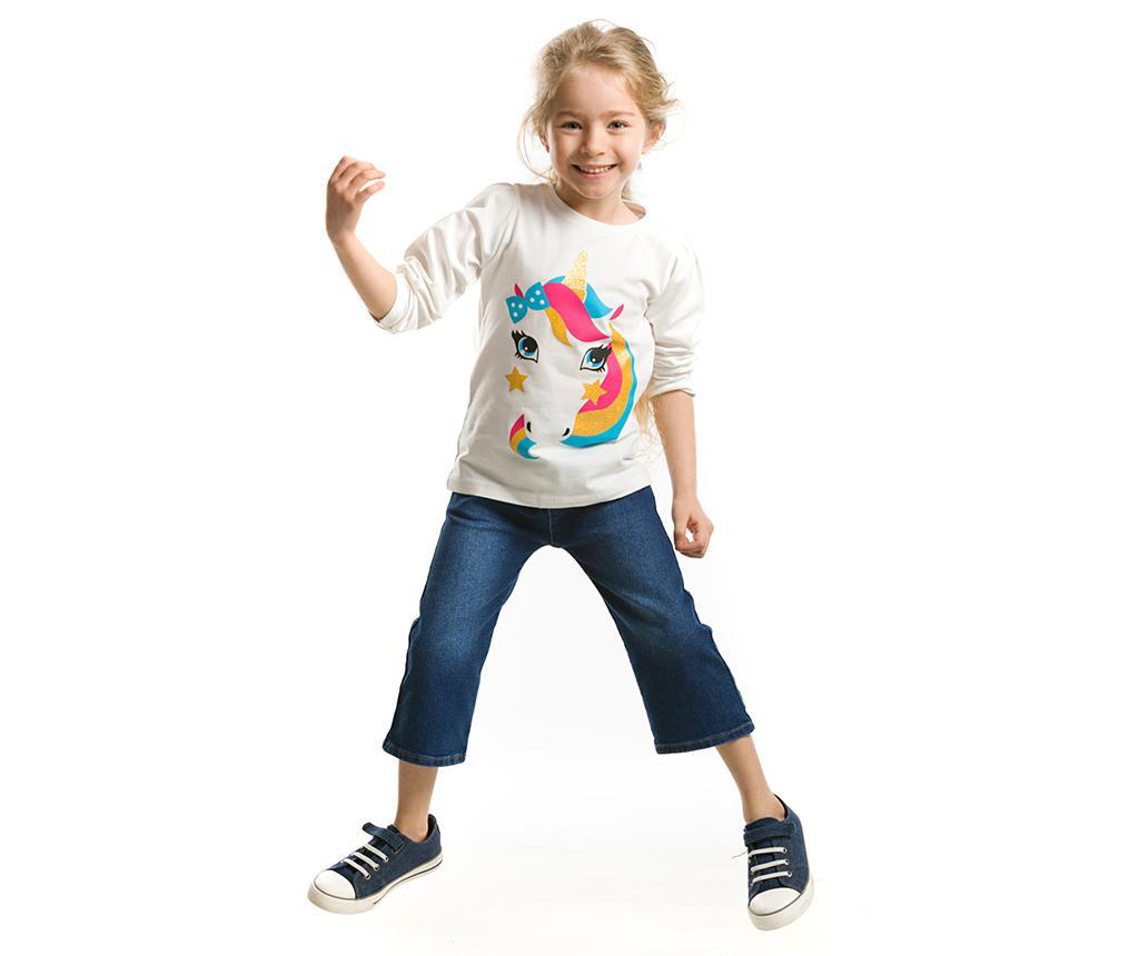 Otroški komplet - majica in hlače Unicorn 3 let
