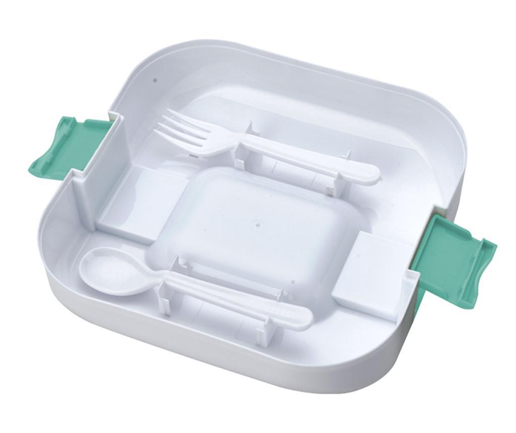 Foody Blue Elektromos ebédhordó doboz 1.6 L