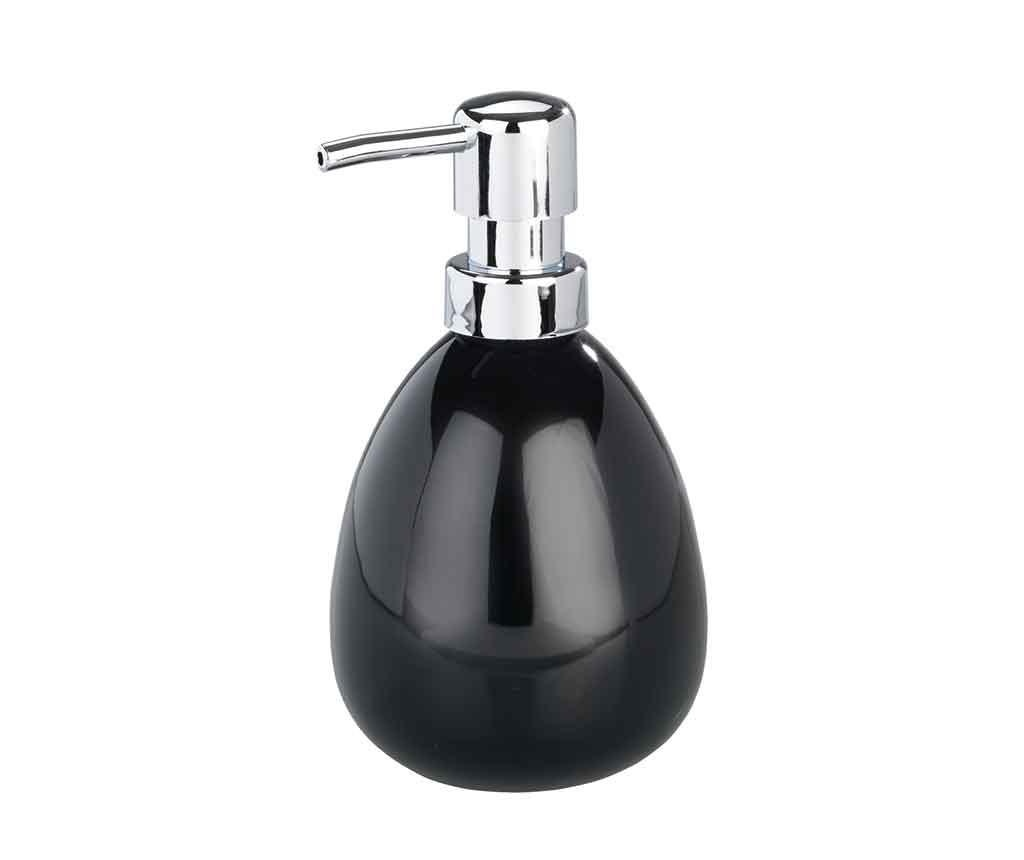 Polaris Black Szappanadagoló 390 ml