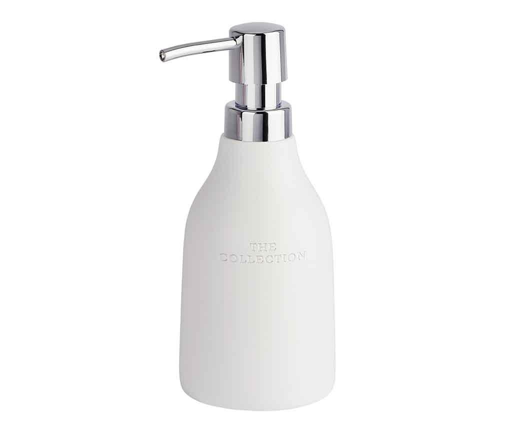 Dispenser sapun lichid The Collection White 330 ml