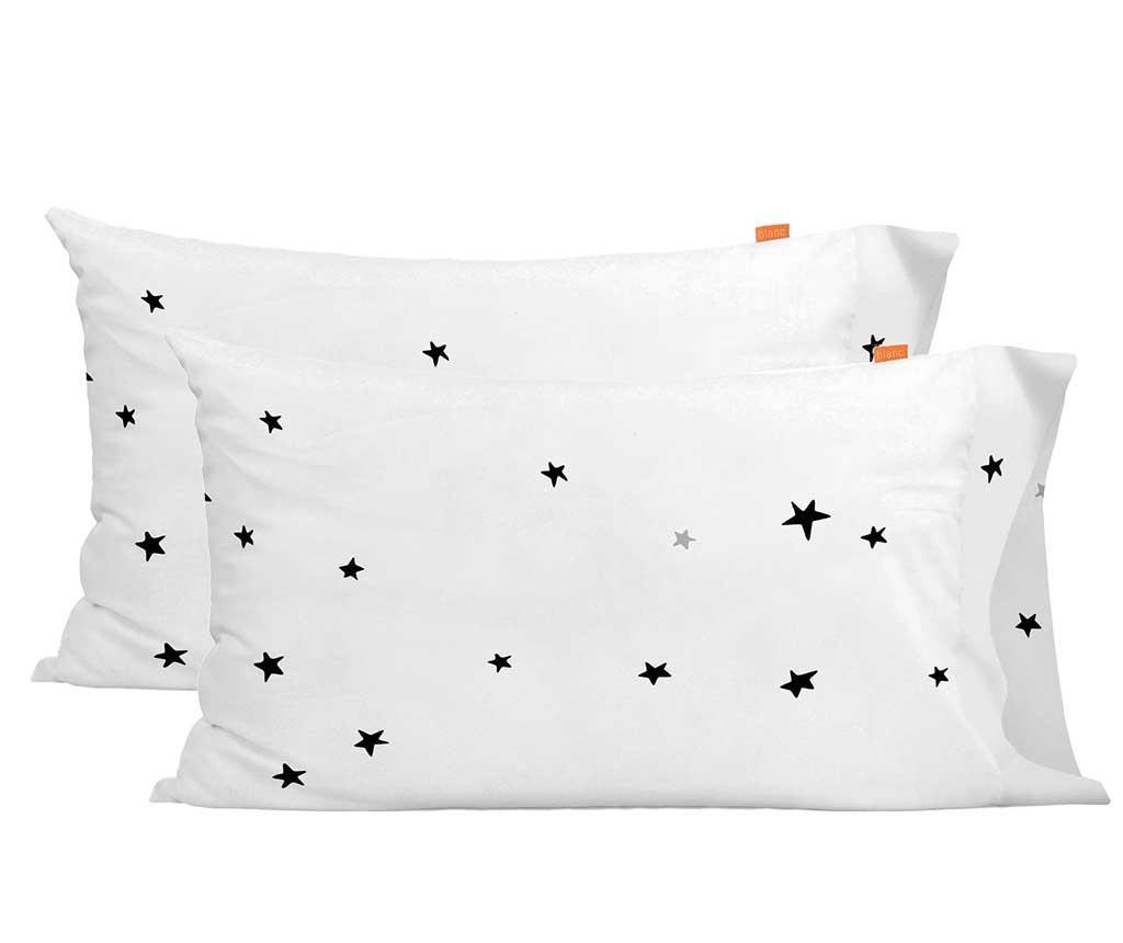 Set 2 fete de perna Constellation 50x80 cm
