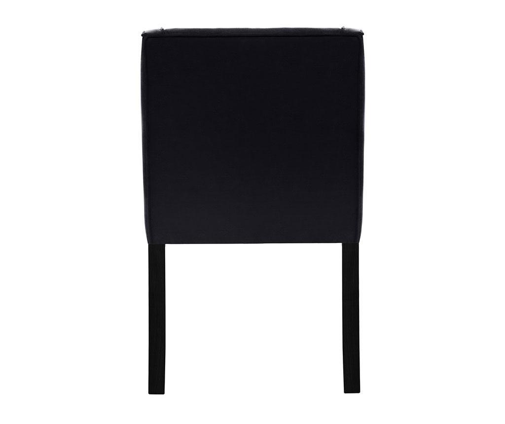 Set 4 scaune Guy Laroche Home Creativity Black