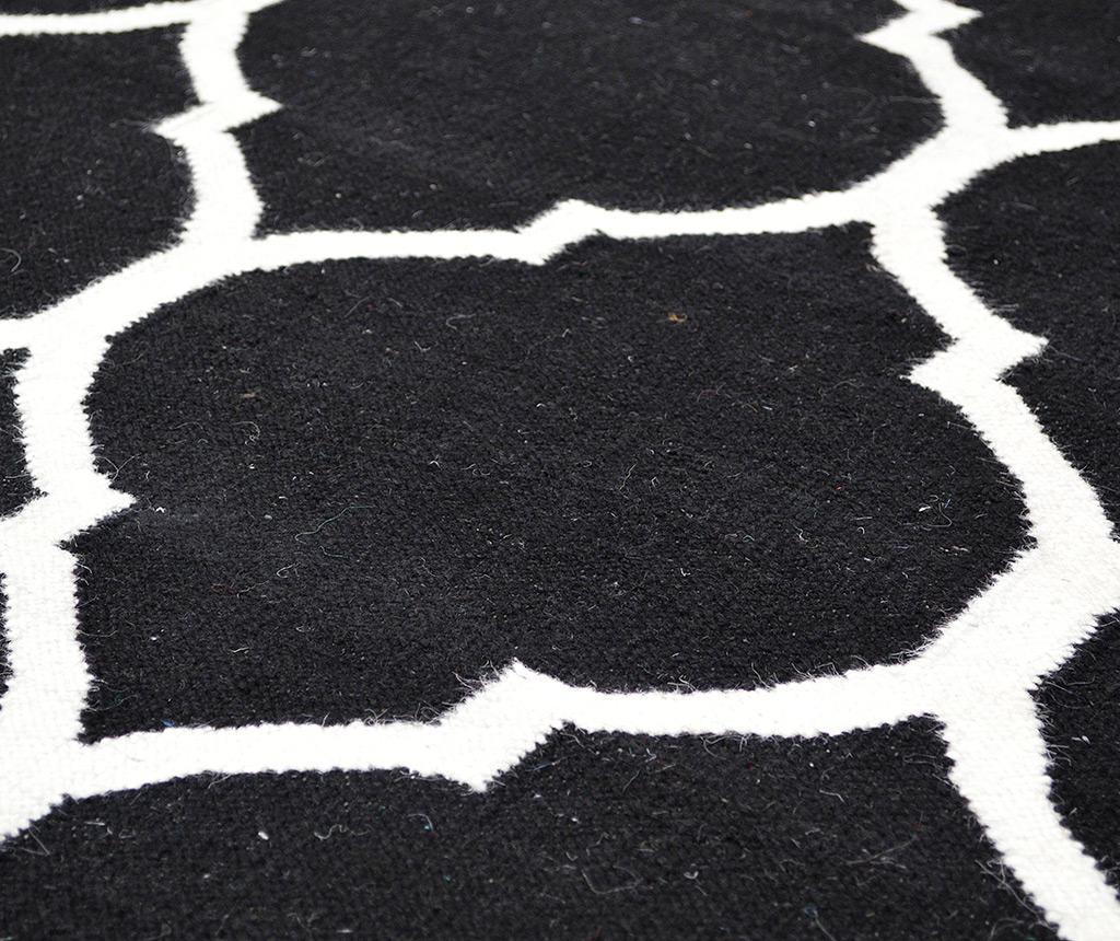 Covor Lara Black 120x180 cm
