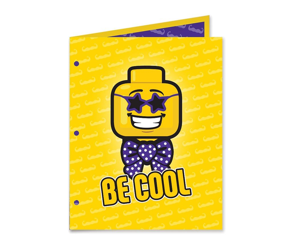Lego Be Cool Mappa