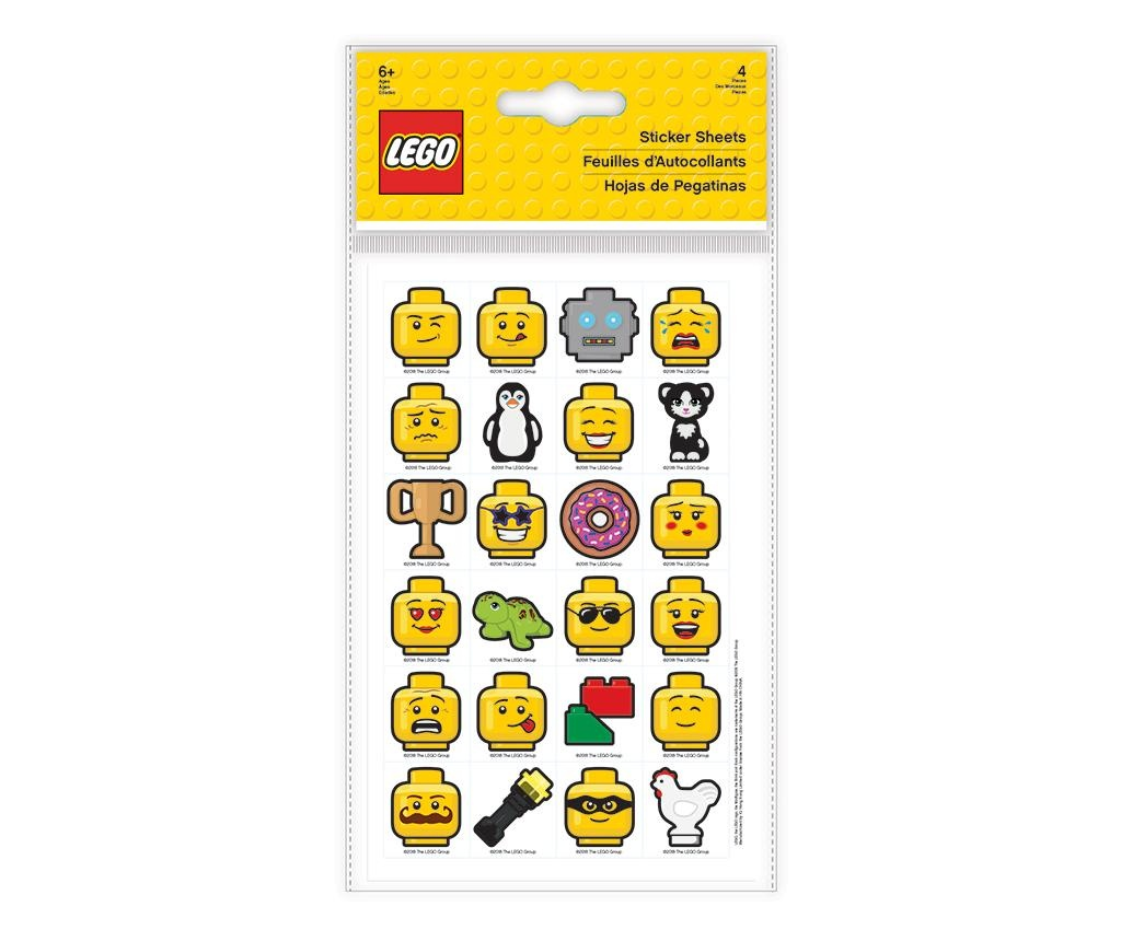 Set 96 stickere Lego