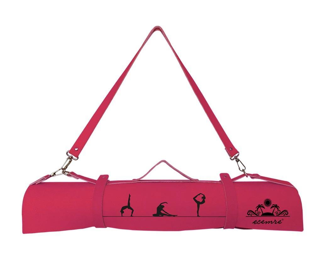 Saltea pentru yoga Silhouette 65x185 cm