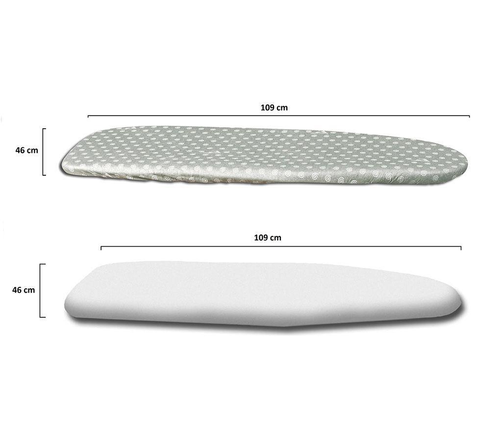Navlaka za dasku za glačanje Fodera 45x109 cm