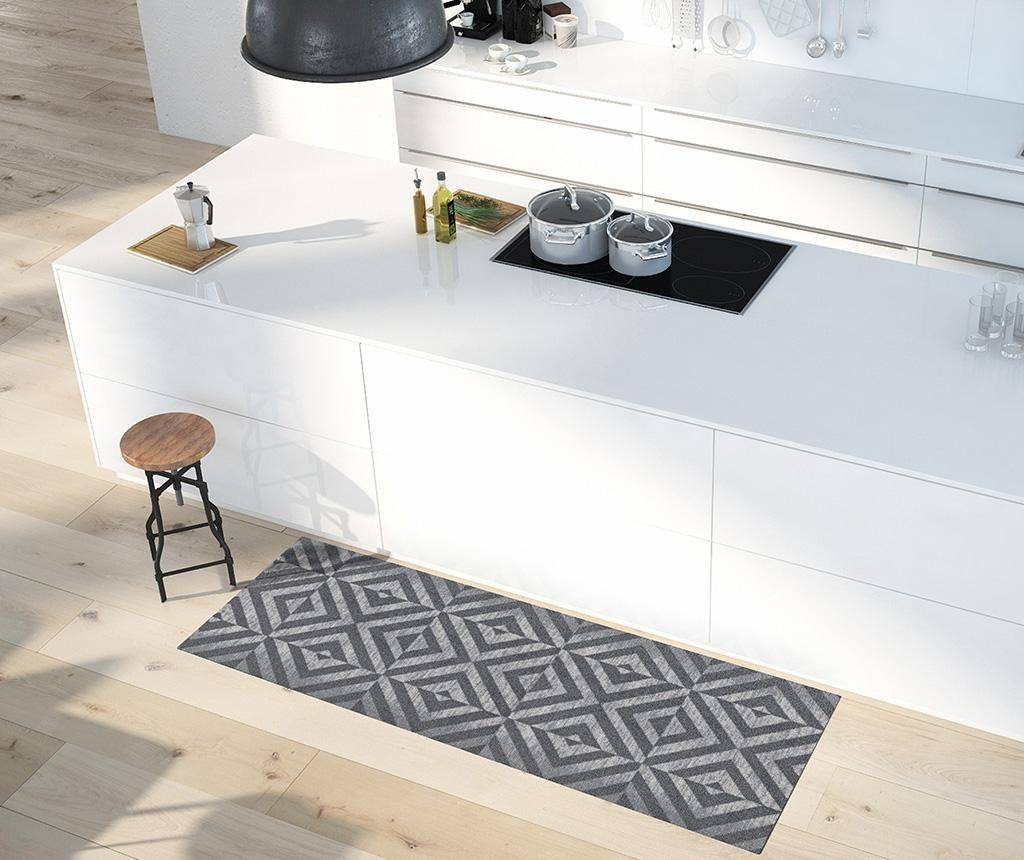 Covor Siena Grey 50x80 cm