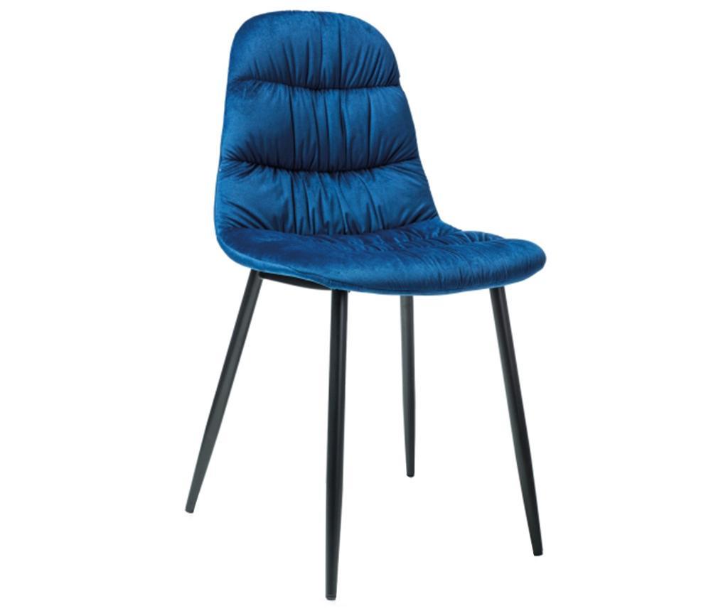 Stolica Simon Navy Blue