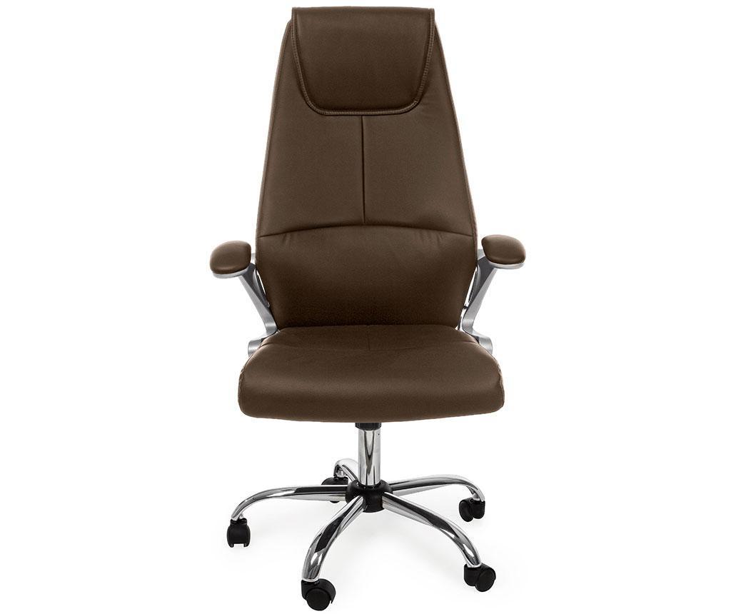 Kancelárska stolička Camberra Brown