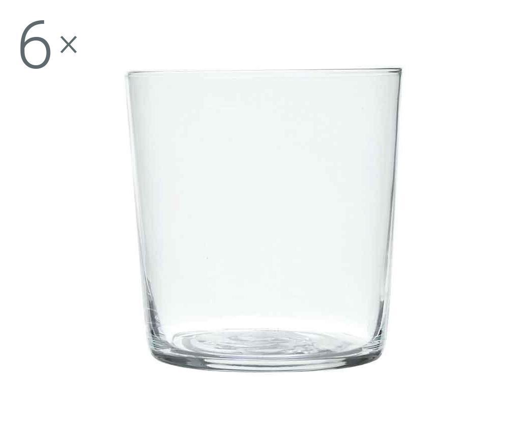 Set 6 čaša New York 370 ml