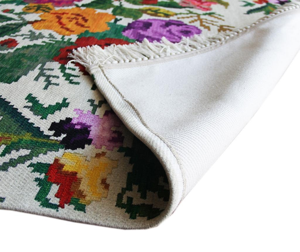 Tepih Traditional White 155x230 cm