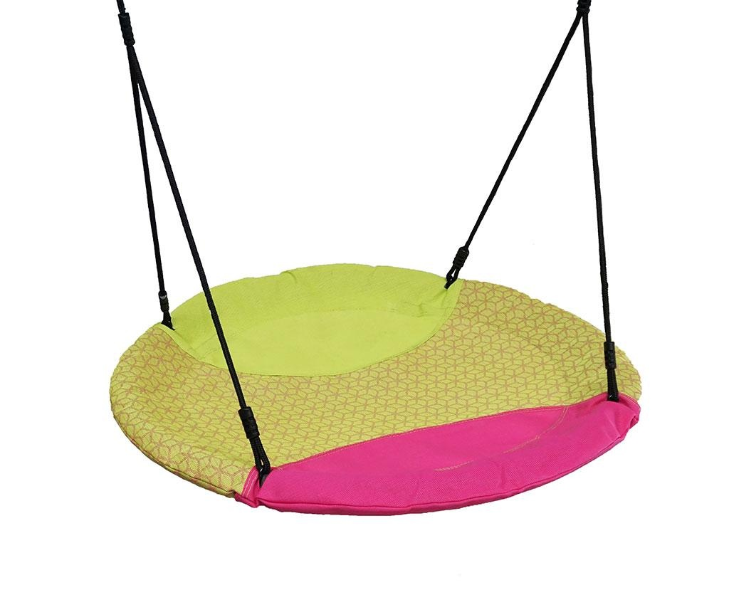 Leagan Winko Nest Magenta and Lime