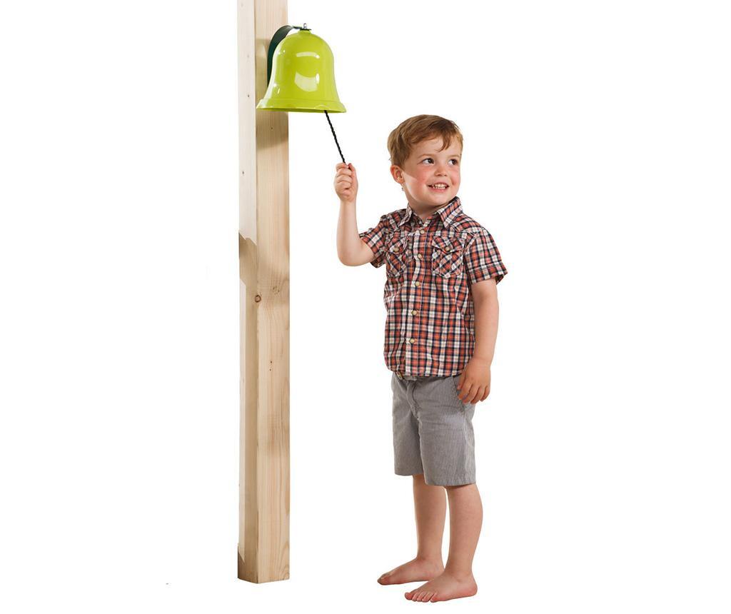 Igrača - zvonec Bell Lime