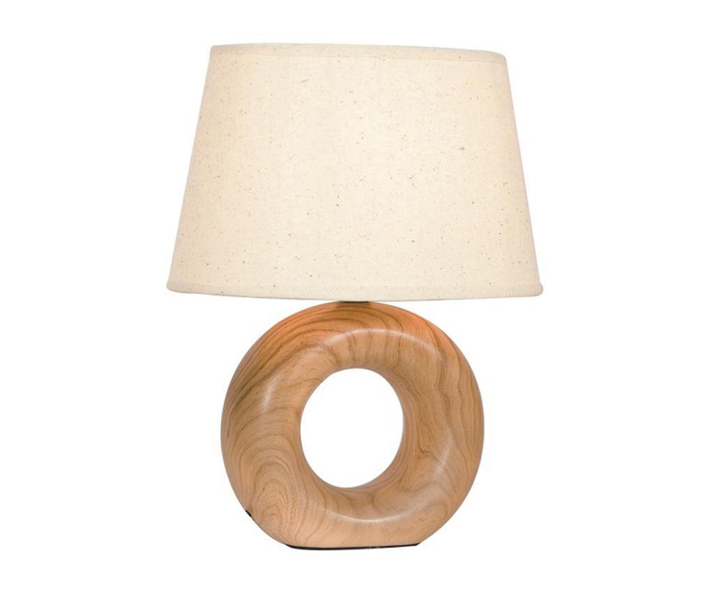 Stolna svjetiljka Wood Circle