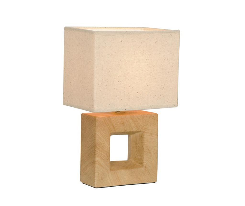 Noční lampa Wood Square