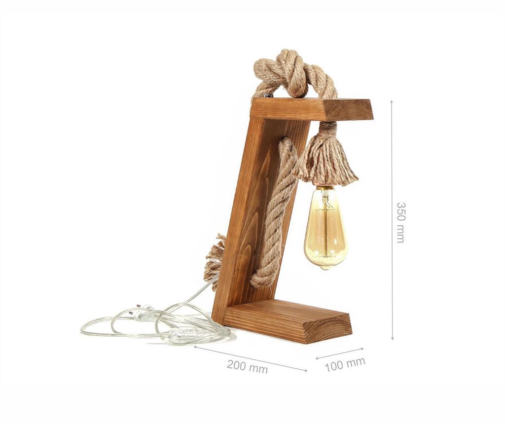 Noční lampa Natural