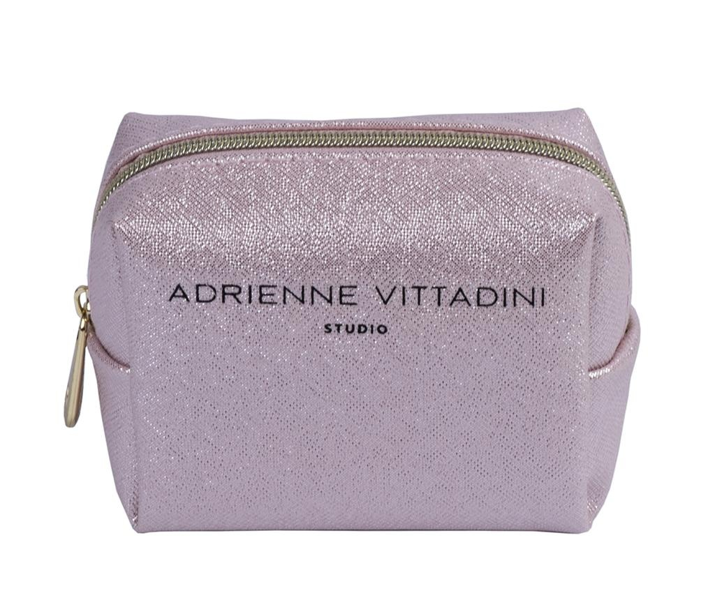 Adrienne Vittadini Pink 16 darabos Utazó szett