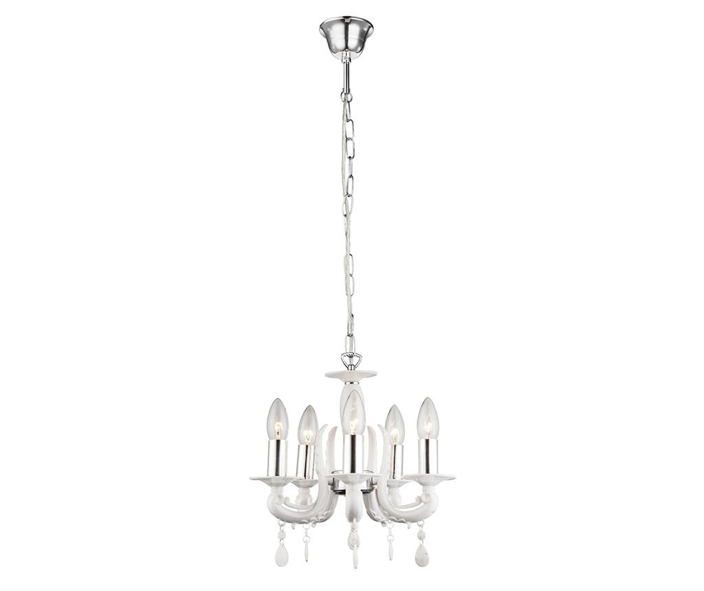 Candelabru Fimetil White