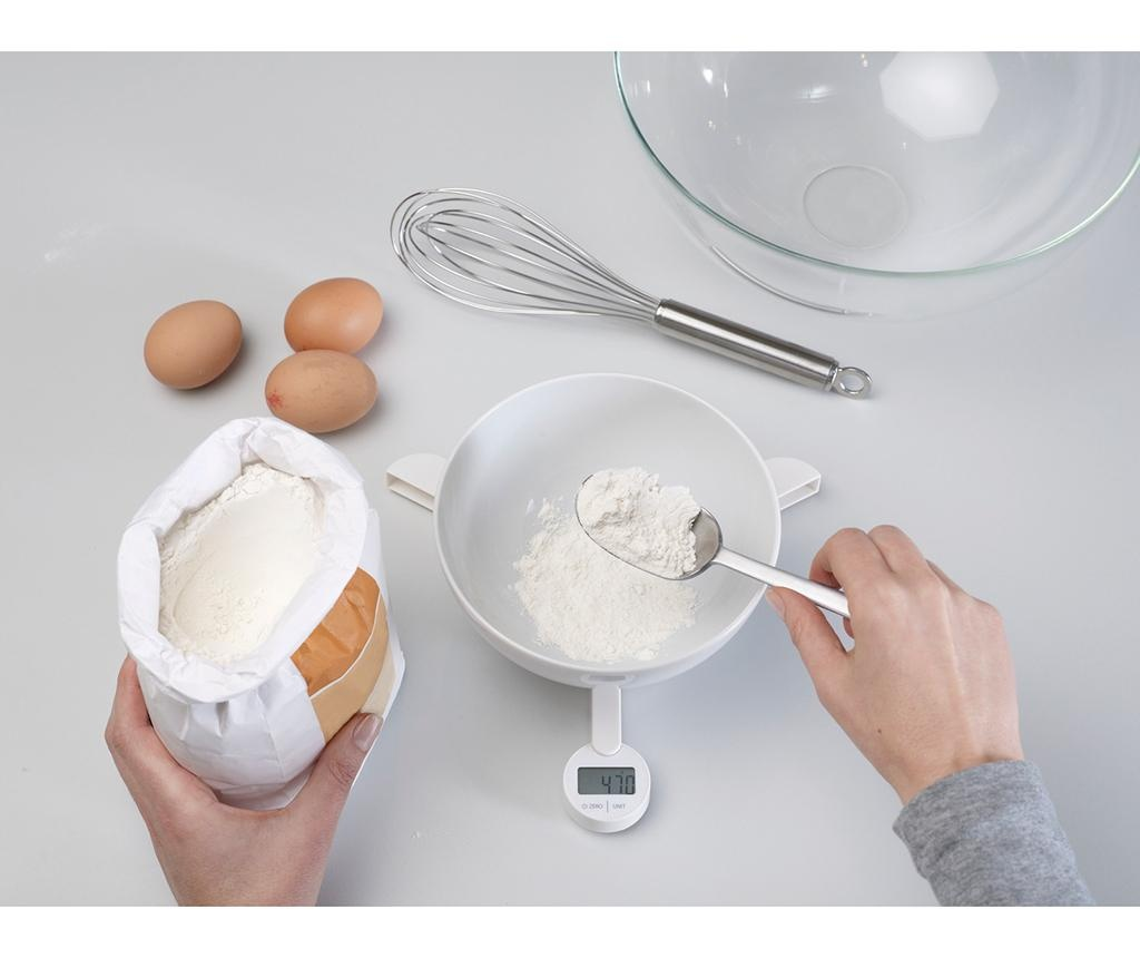 Triscale Összecsukható digitális konyhai mérleg