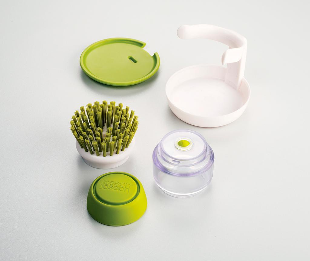 Perie de vase cu suport Cleaner