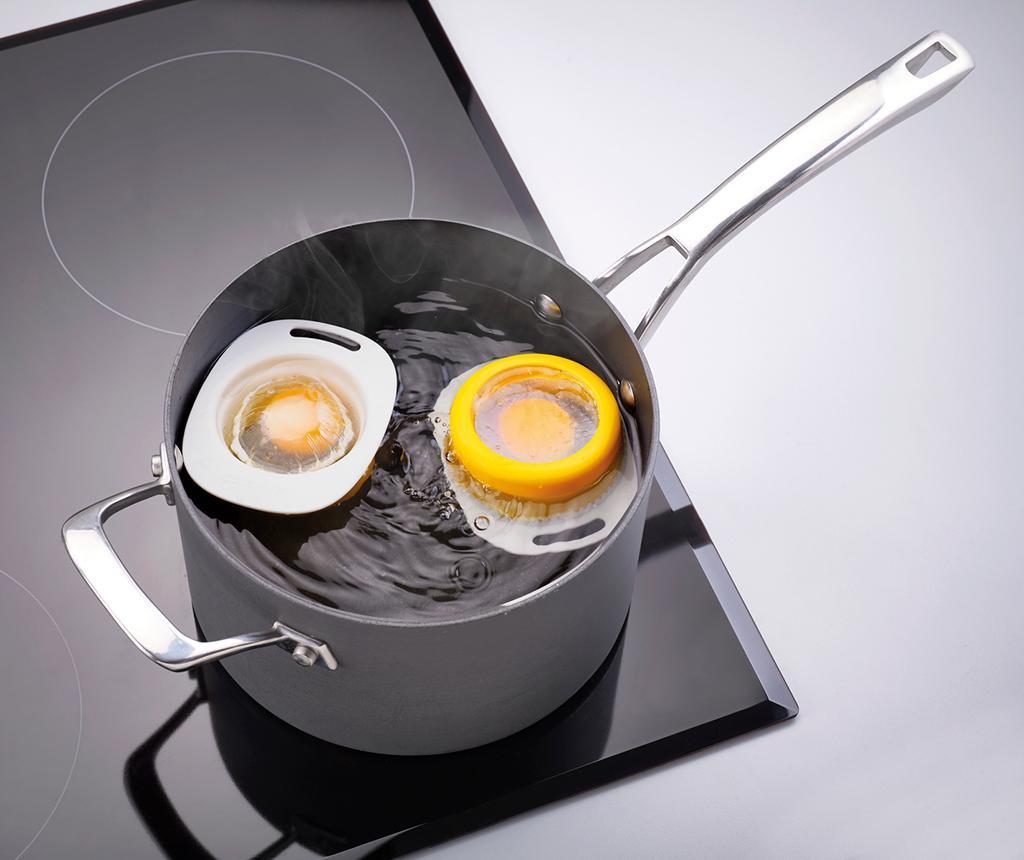 Set 2 forme pentru oua posate Poach Pro