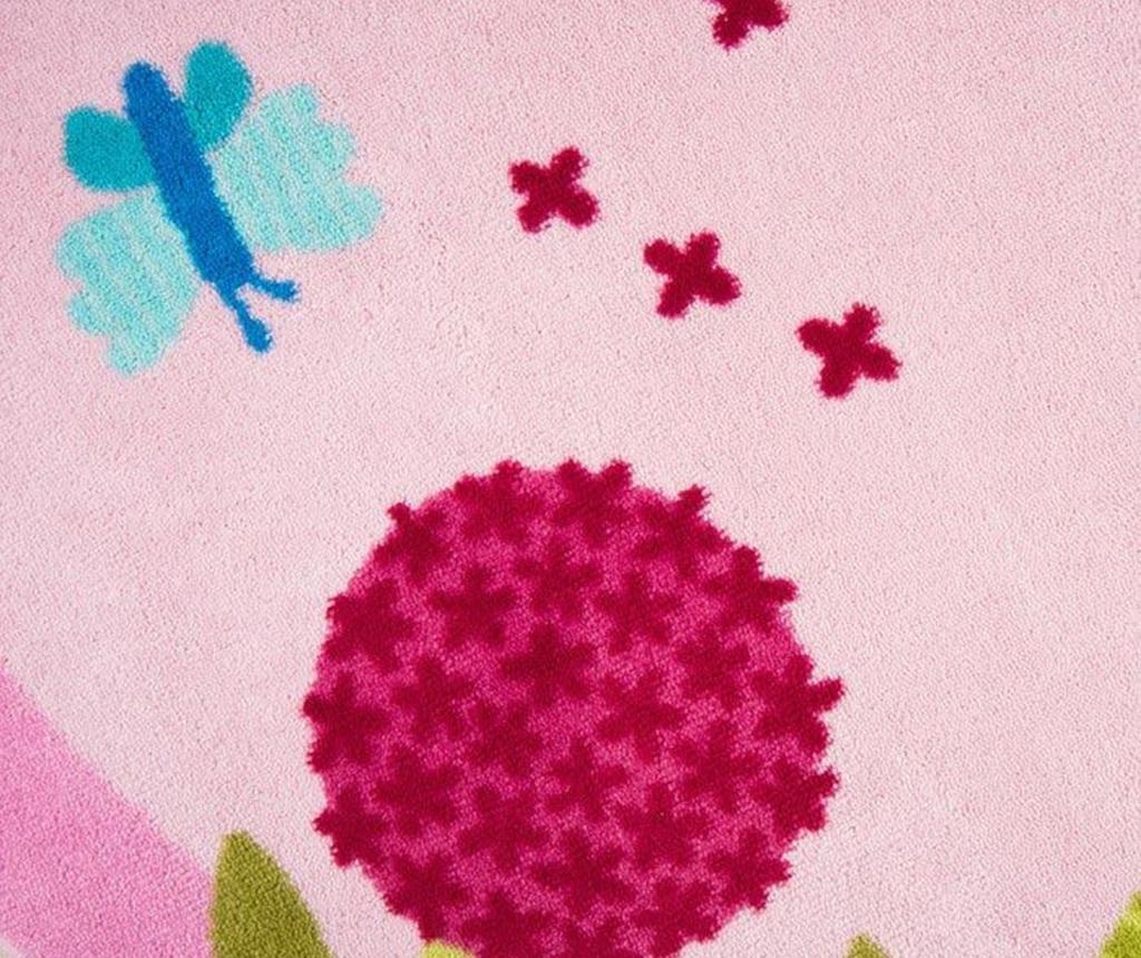 Tepih Polen Pink 133 cm