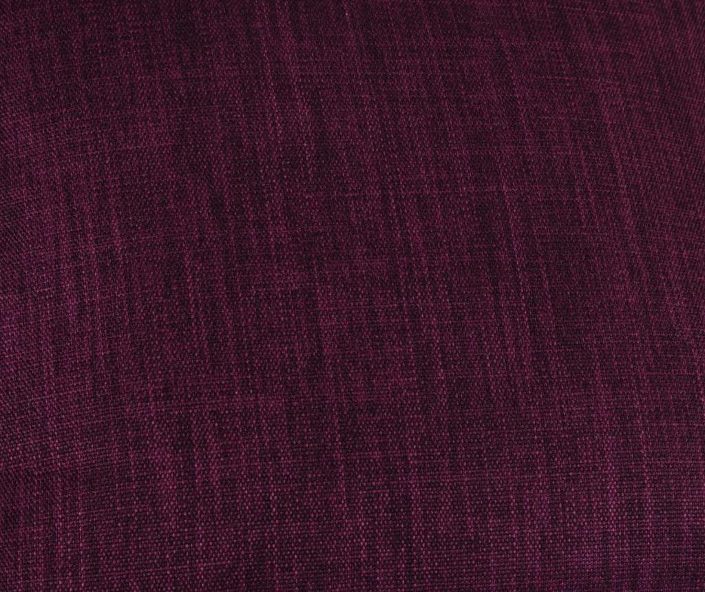 Okrasna blazina Natural Purple 45x45 cm