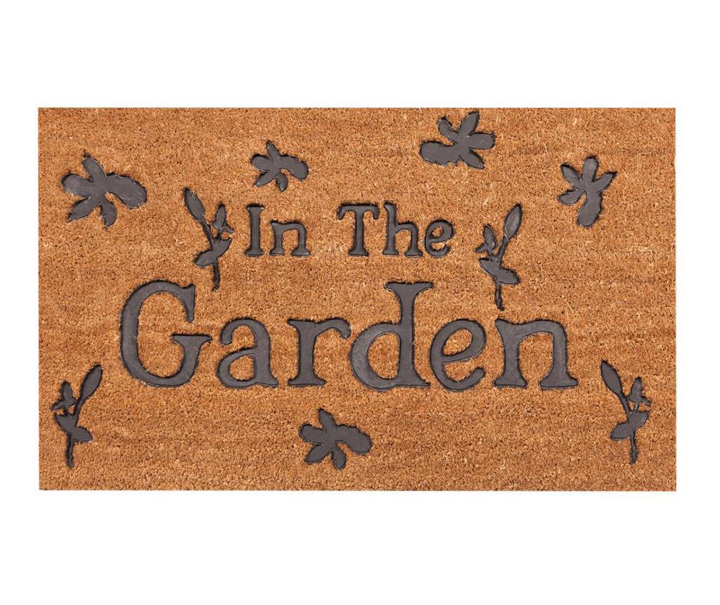 Predpražnik In the Garden 45x75 cm
