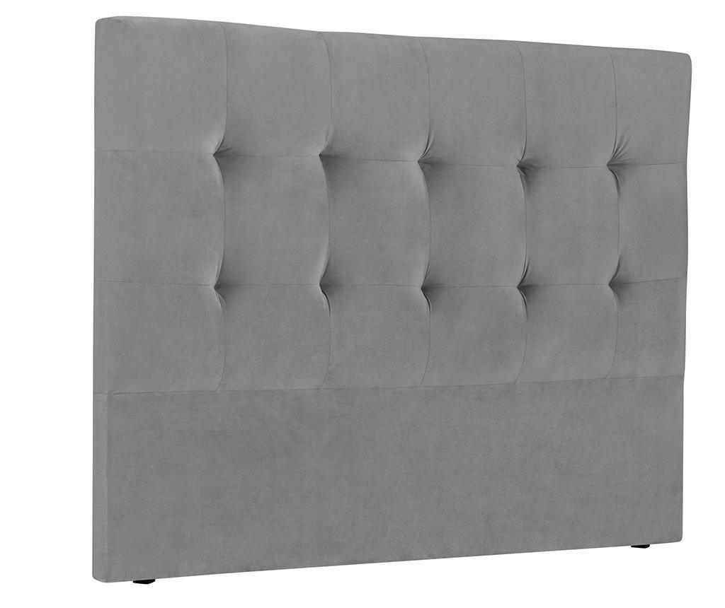 Tablie de pat Andol Light Grey 180 cm