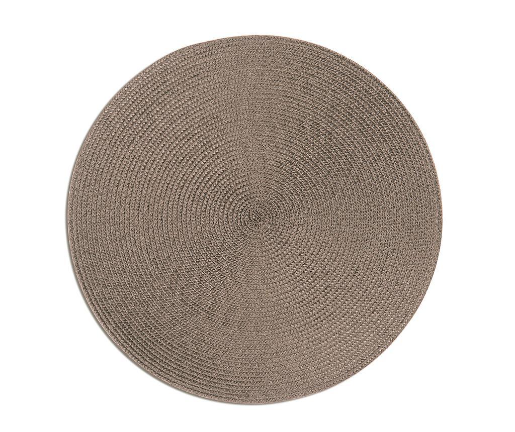 Suport farfurie Nina Grey 36 cm
