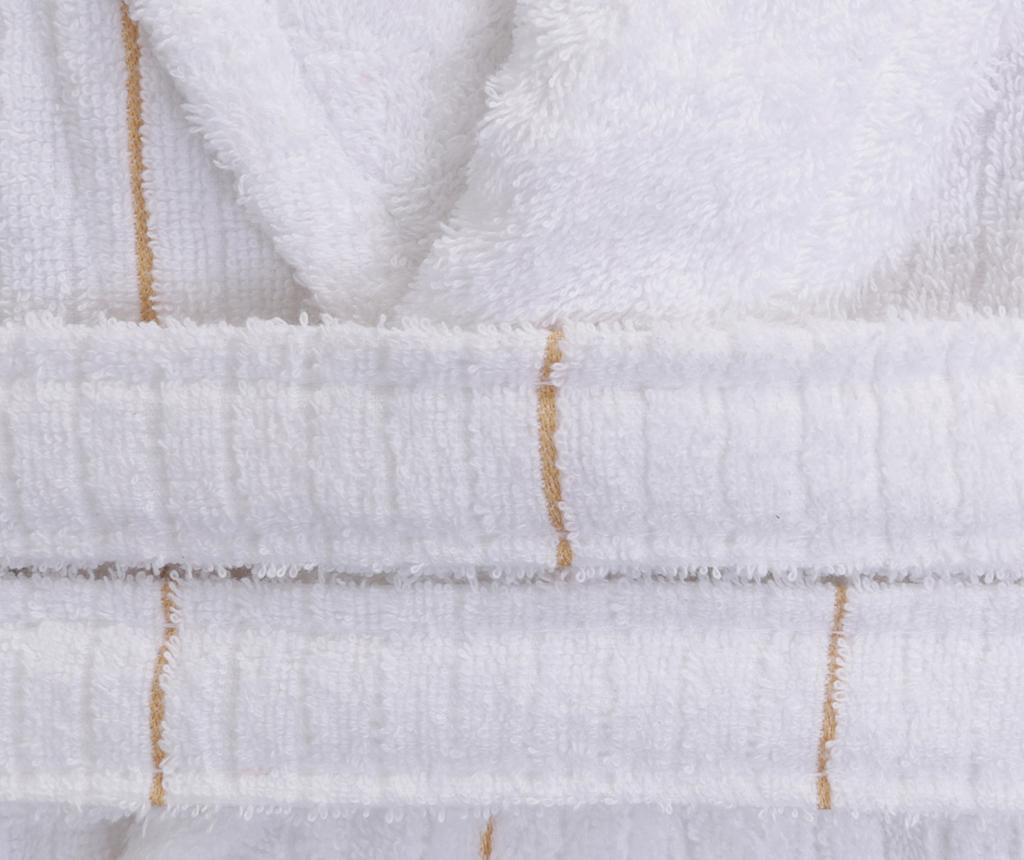 Camden White Beige Unisex fürdőköpeny L/XL
