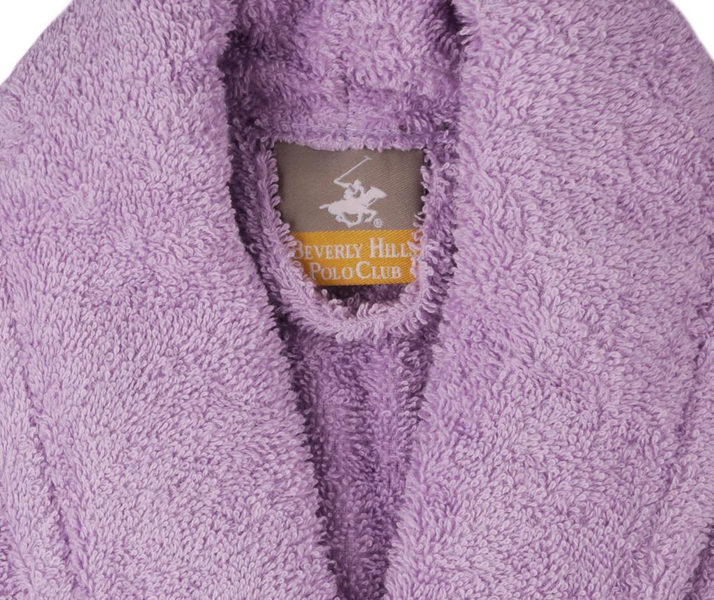 Halat de baie unisex Austen Lilac XS/S