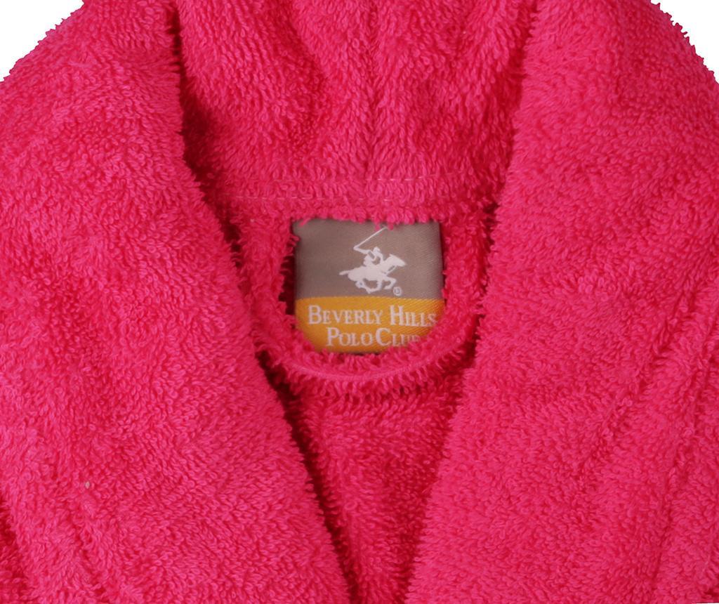 Austen Pink Unisex fürdőköpeny S/M