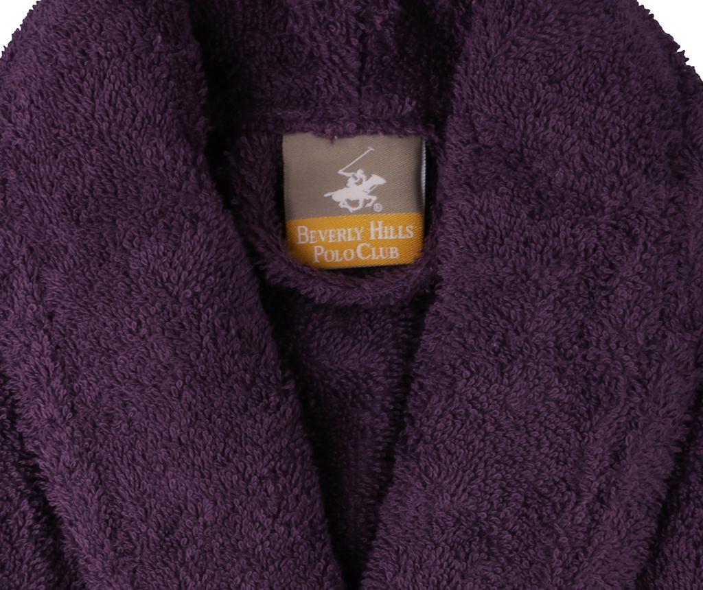 Kupaonski ogrtač unisex Austen Purple L/XL