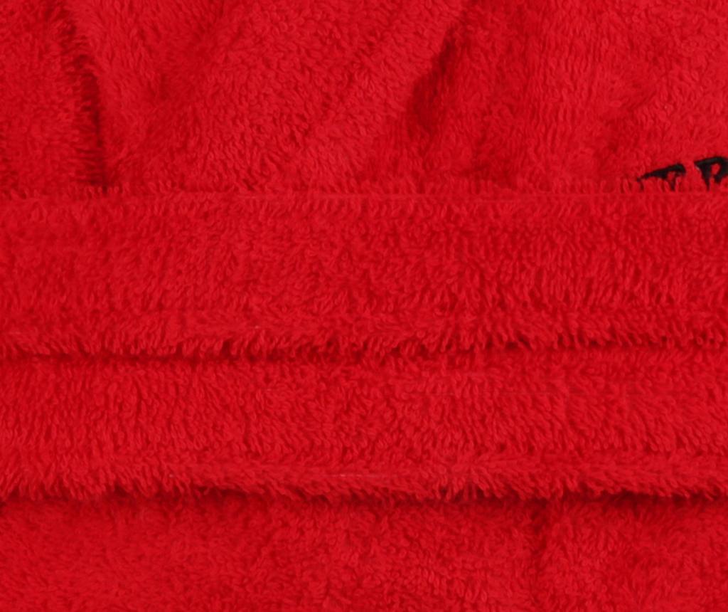 Austen Red Unisex fürdőköpeny XS/S