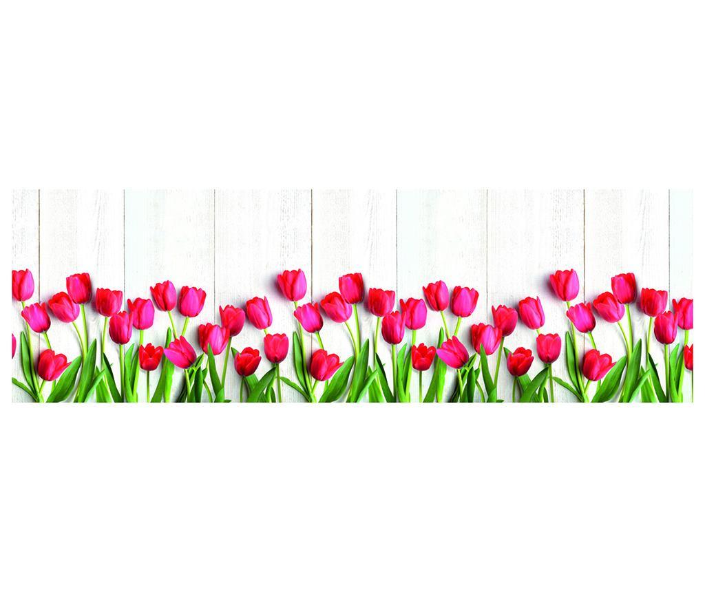 Preproga Tulipani 58x115 cm