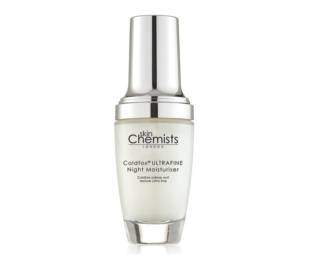 Crema hidratanta de noapte pentru fata Coldtox Ultrafine 30 ml