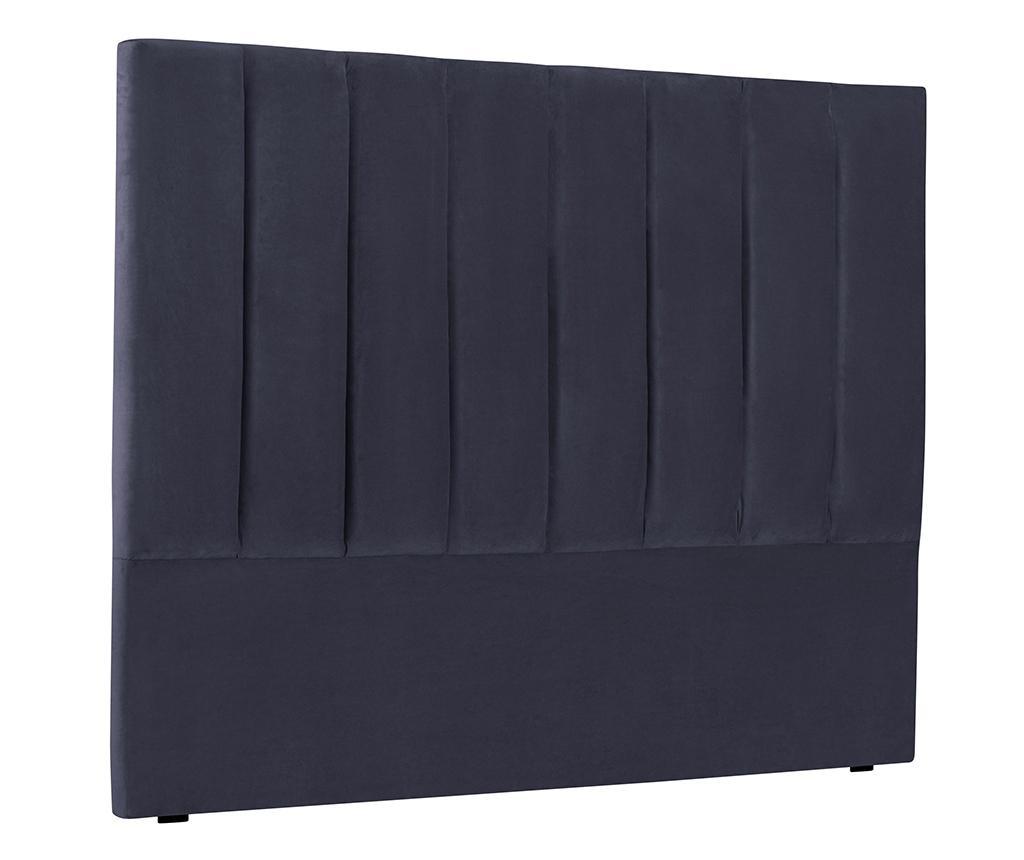 Tablie de pat Adon Dark Blue 200 cm