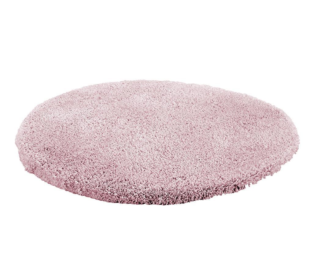 Tepih My Carnival Powder Pink Round 80 cm