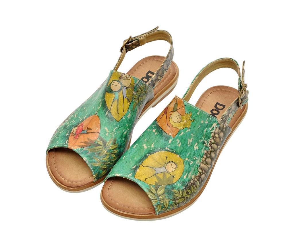 Sandale dama Hanging On Leaves 39