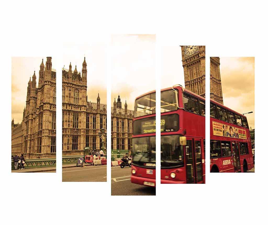 Set 5 slika London City