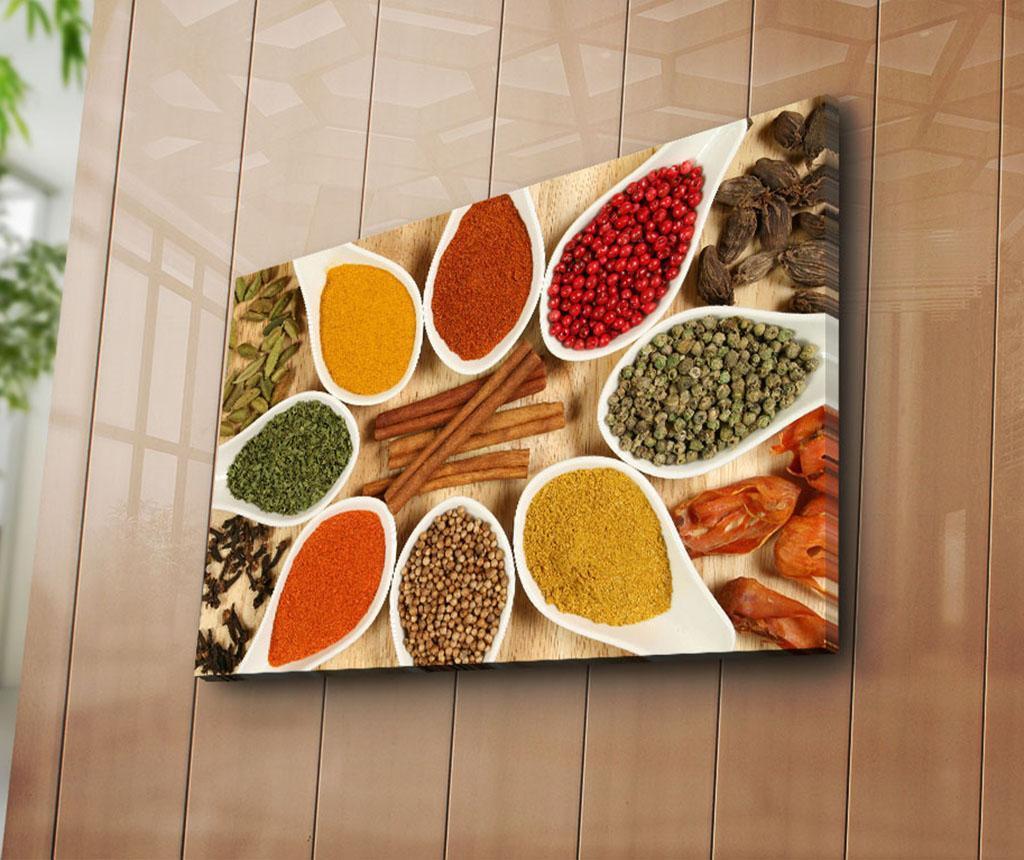 Tablou Sun Spices 45x70 cm