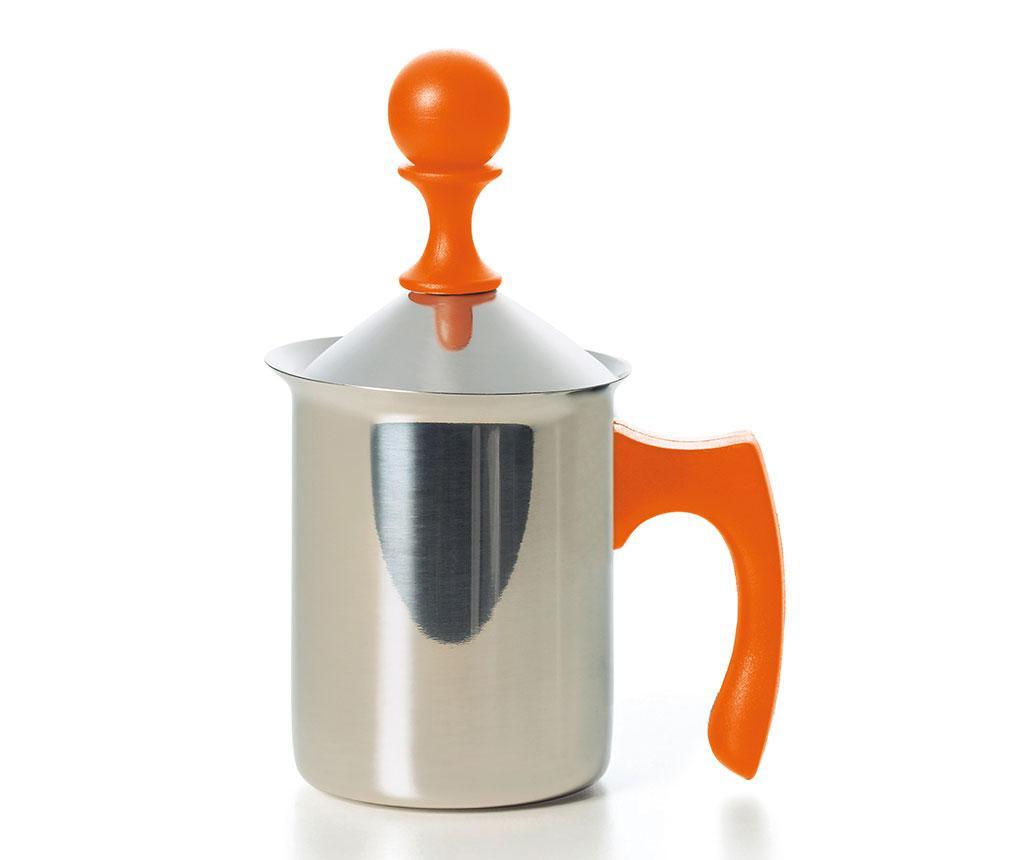 Fierbator cu capac Creamer Orange 400 ml
