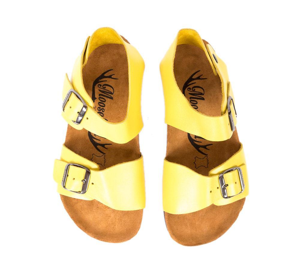 Sandale dama Ariella Yellow 40