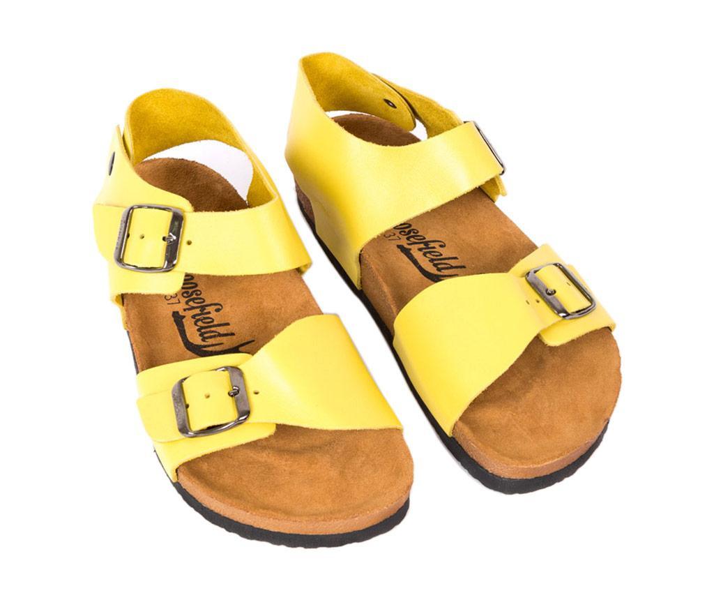 Ariella Yellow Női szandál 40