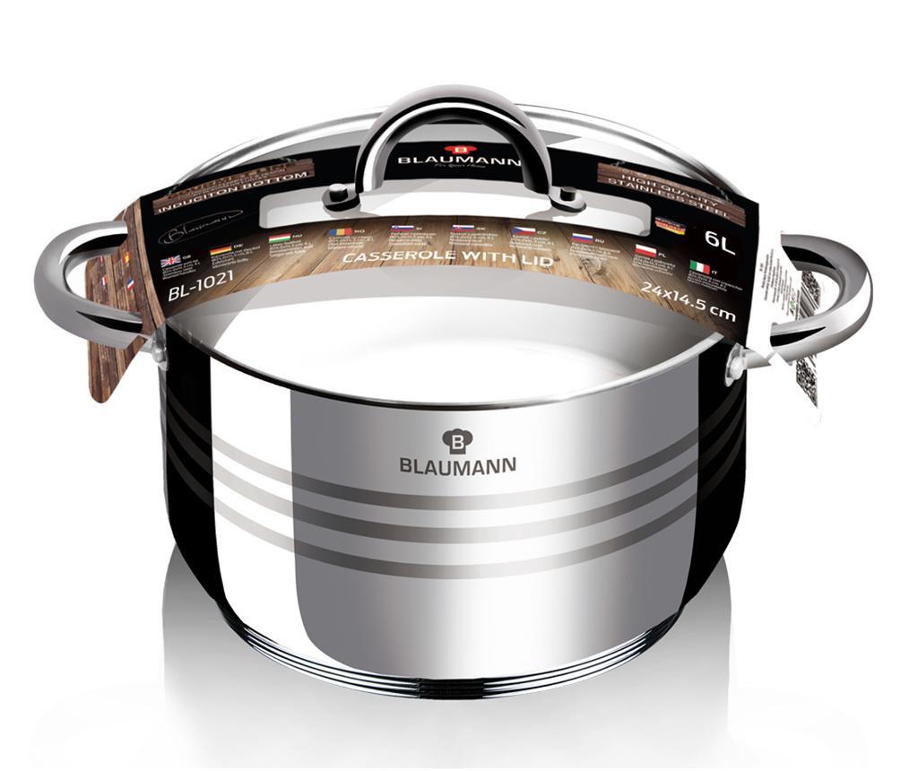 Posuda za kuhanje s poklopcem Gourmet 6 L