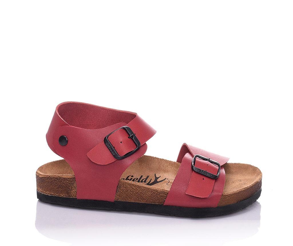 Sandale dama Ariella Red 40