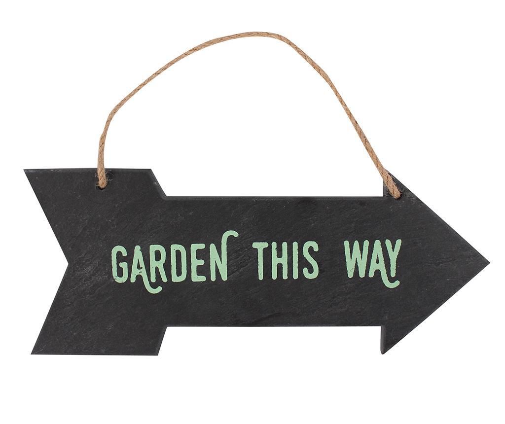 Decoratiune de perete Garden This Way