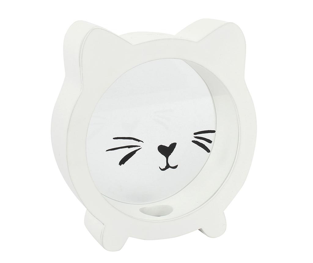 Pusculita Kitty Whiskers White